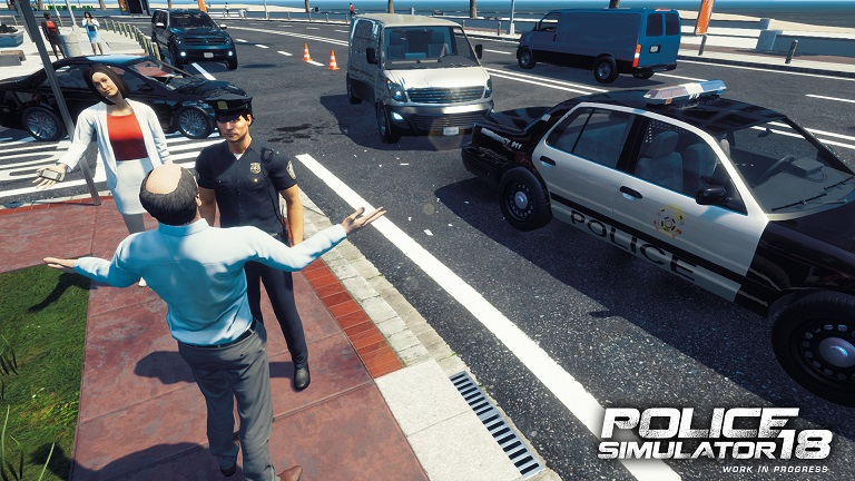 Police Simulator 18 Telecharger