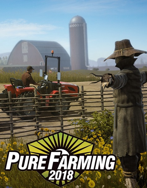 Pure Farming 18 Telecharger PC Version Complete