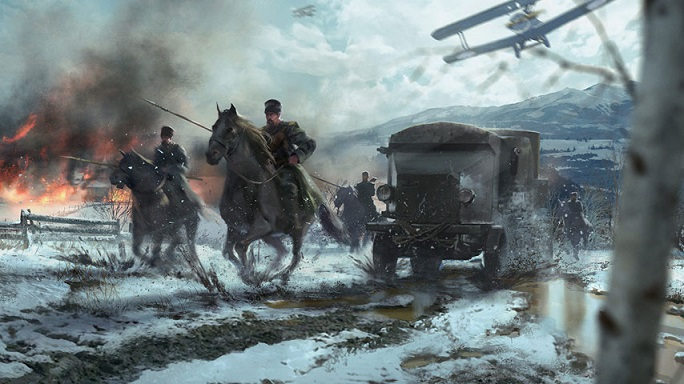 Battlefield 1 In The Name Of The Tsar Gratuit