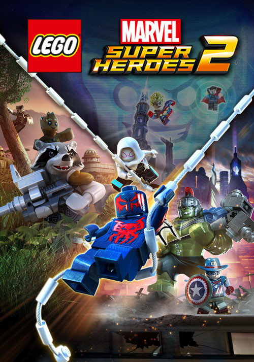 LEGO Marvel Super Heroes 2 Telecharger PC Version Complete