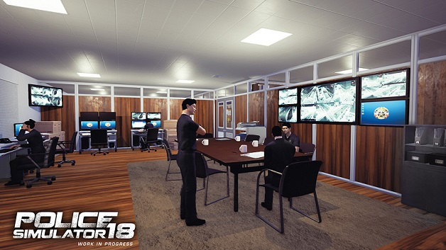Police Simulator 18 Torrent