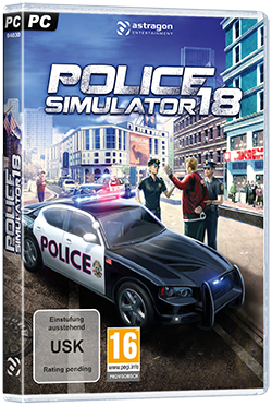 Police Simulator 18 Telecharger PC Version Complete