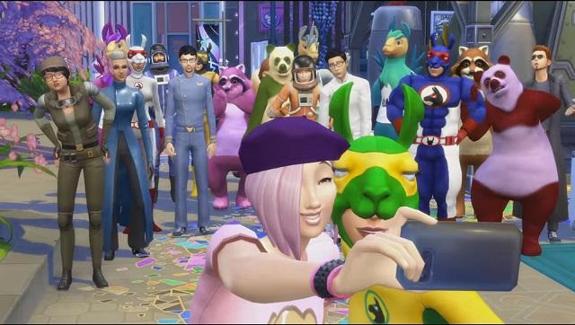 Les Sims 4 Vie Citadine Version Complete