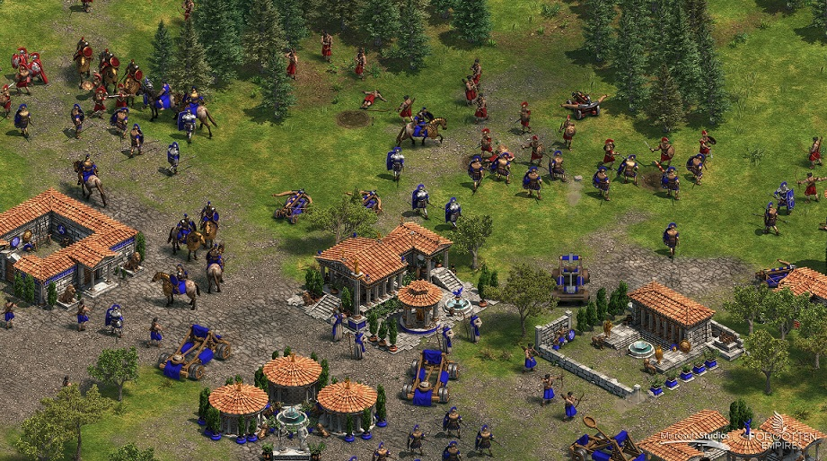 Age of Empires Definitive Edition Telecharger