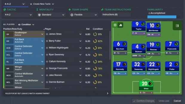 Football Manager 2018 Telecharger PC