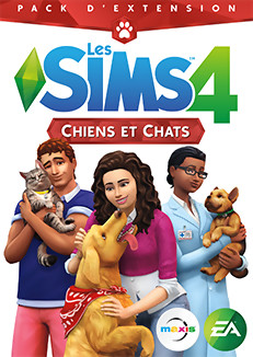 Les Sims 4 Chiens et Chats Telecharger PC - Torrent