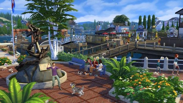 Les Sims 4 Chiens et Chats Telecharger DLC