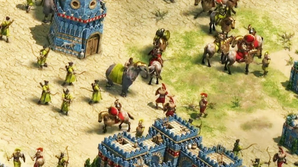 Age of Empires Definitive Edition Version Completes
