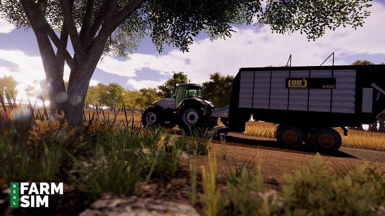 Real Farm Sim Telecharger PC