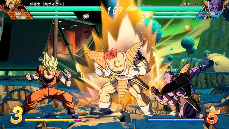 Dragon Ball FighterZ Version Complete