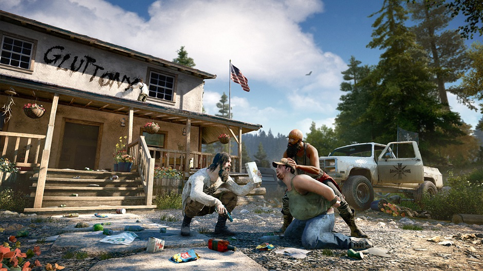 Far Cry 5 Version Completes PC