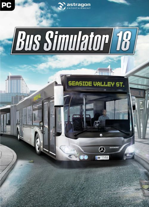 Bus Simulator 18 Telecharger PC Version Complete - Torrent