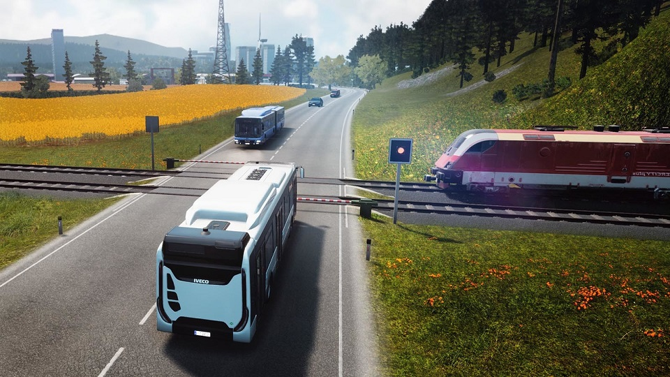 Bus Simulator 18 Version Complete