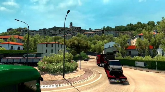 Telecharger Euro Truck Simulator 2 Italia Gratuit