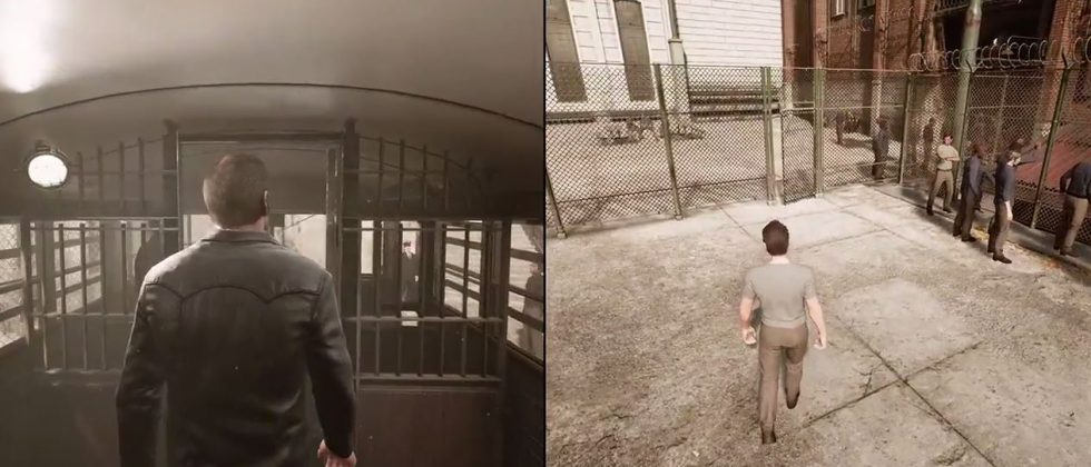 A Way Out Version Completes