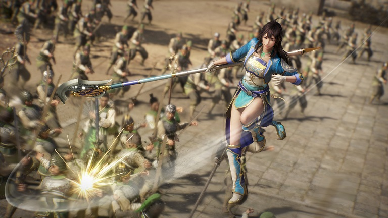 Dynasty Warriors 9 Telecharger PC