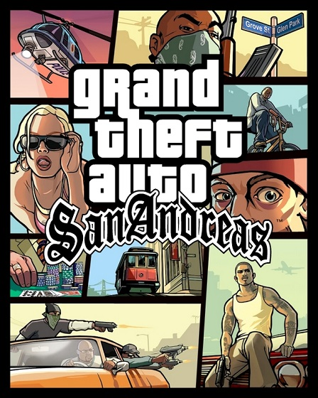 GTA San Andreas Telecharger PC Version Complete- Torrent