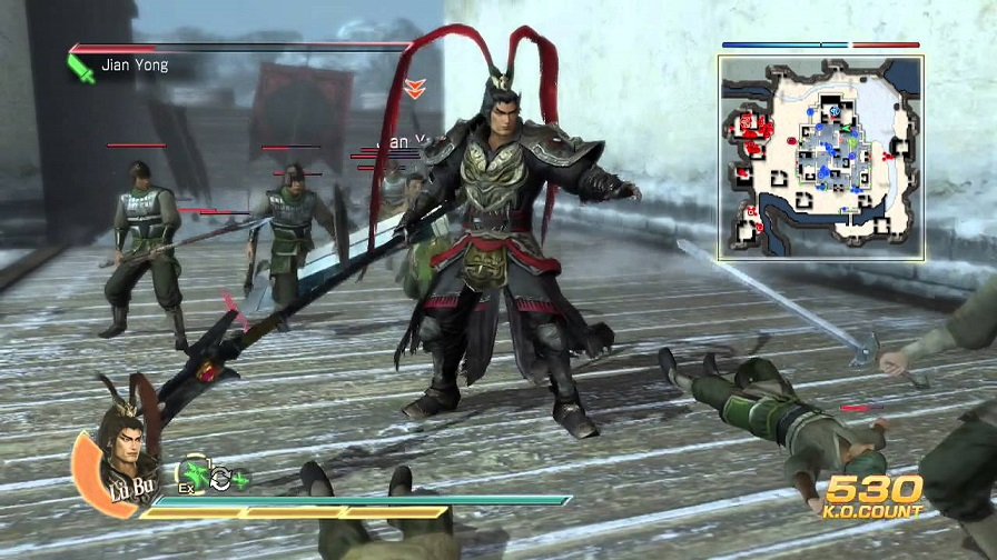 Dynasty Warriors 9 Version Complete