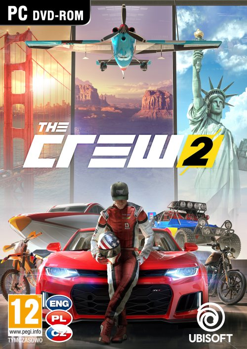 The Crew 2 Telecharger PC Version Complete - Gratuit Jeu PC
