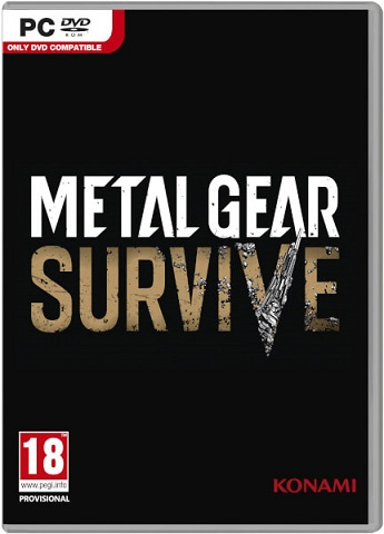 Metal Gear Survive Telecharger PC Version Complete - Gratuit Jeu PC