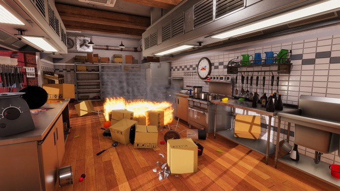 Cooking Simulator Telecharger