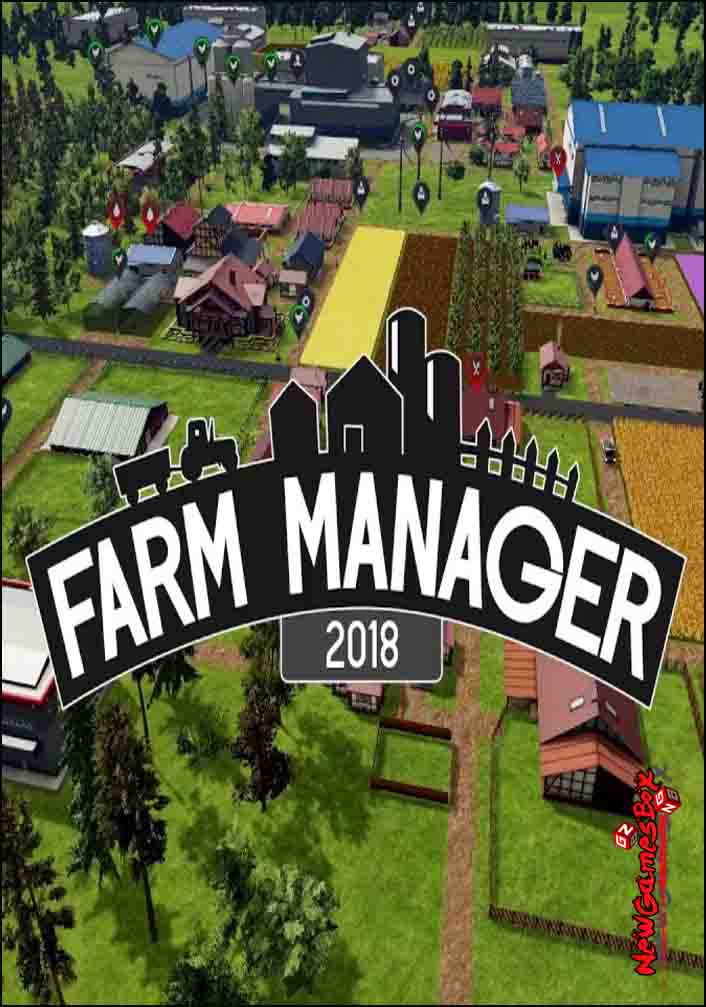 Farm Manager 2018 Telecharger PC Version Complete - Torrent