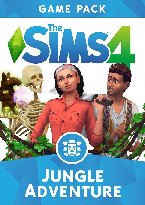 Les Sims 4 Jungle Adventure Telecharger PC Gratuit - Version Complete