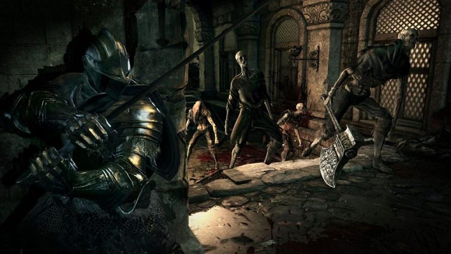 Dark Souls Remastered Version Complete