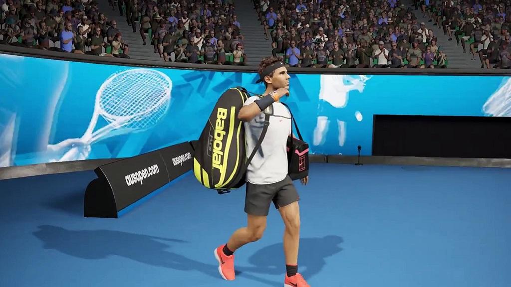AO Tennis Version Complete