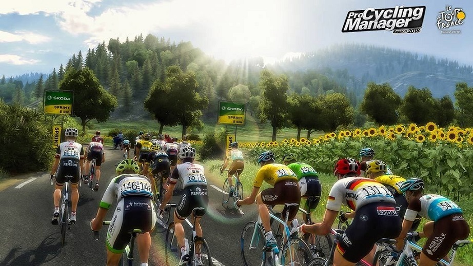 Pro Cycling Manager 2018 Telecharger PC