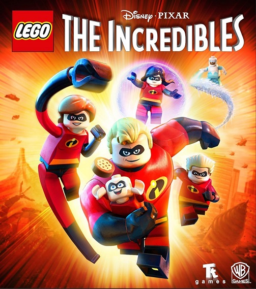 LEGO The Incredibles Telecharger PC Version Complete - Revue