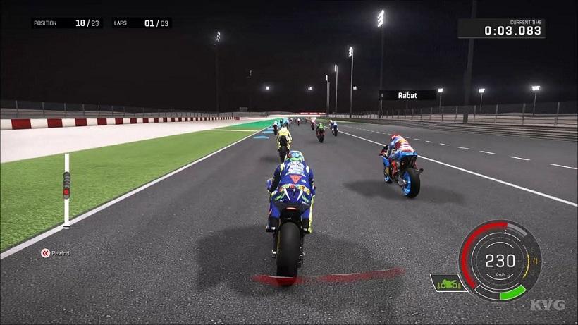 MotoGP 18 Telecharger PC