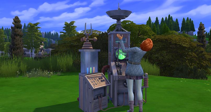 Les Sims 4 Saisons Telecharger PC