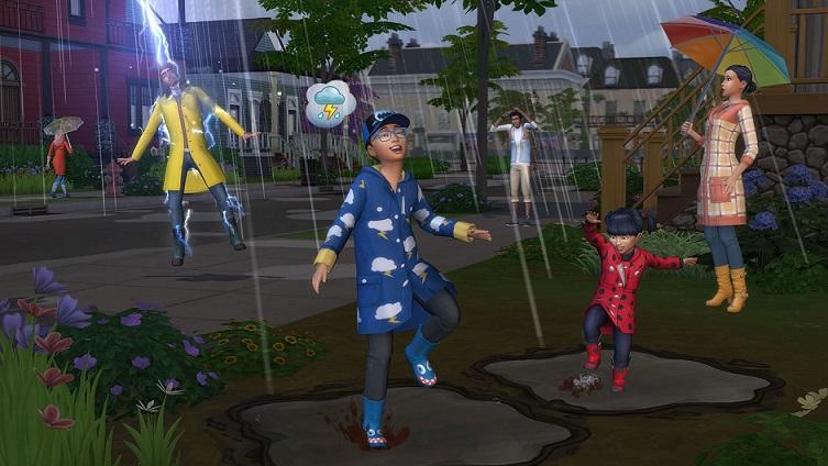Telecharger Les Sims 4 Saisons DLC