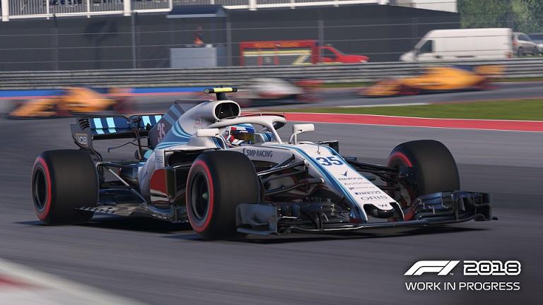 F1 2018 Version Complete