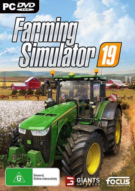 Farming Simulator 19 Telecharger PC - Jeux