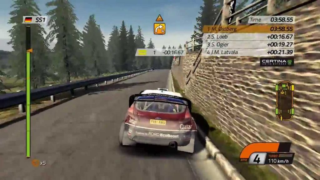 V-Rally 4 Télécharger PC