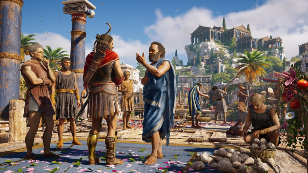 Assassins Creed Odyssey Version Complete
