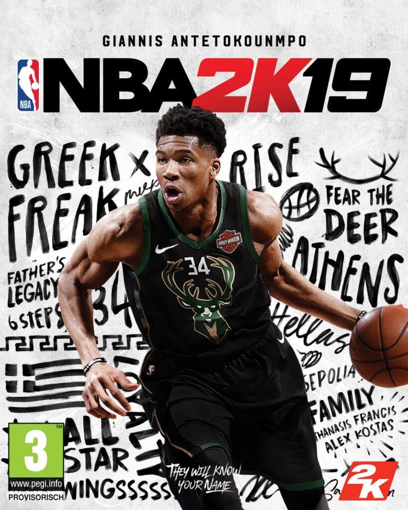 NBA 2K19 Telecharger PC - Version Complete - Gratuit