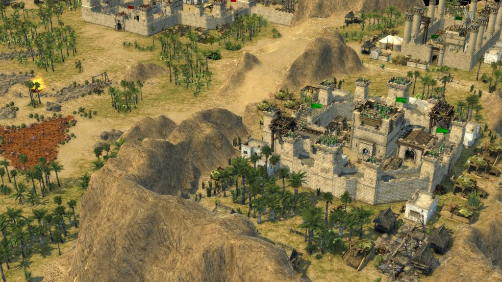Stronghold Crusader II Telecharger PC