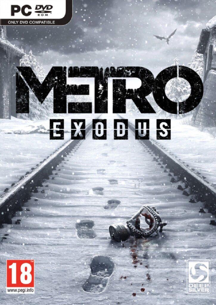 Metro Exodus Télécharger PC - Version Complete - Jeu CLÉ CD