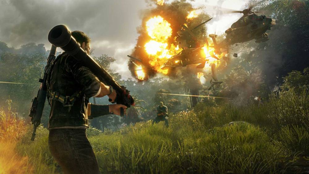 Just Cause 4 Télécharger PC