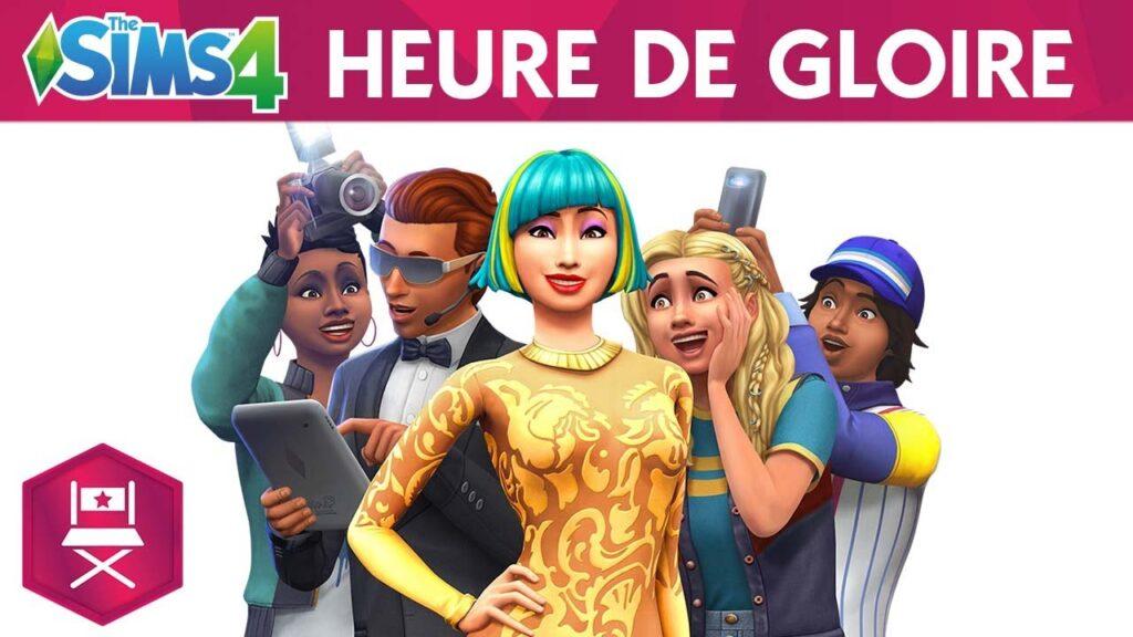 Les Sims 4 HEURE DE GLOIRE Télécharger PC DLC Jeux