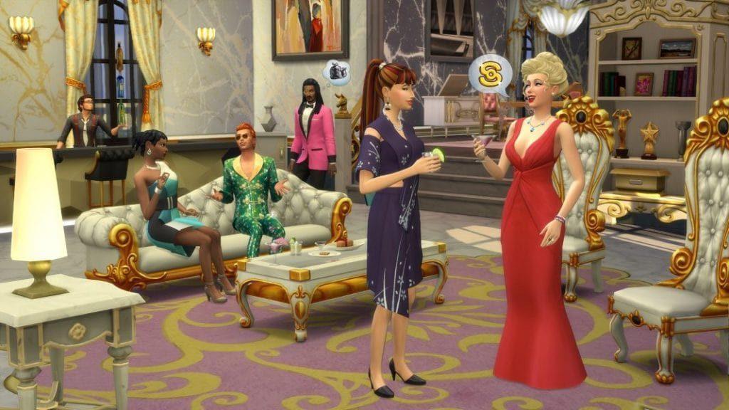 Les Sims 4 HEURE DE GLOIRE DLC