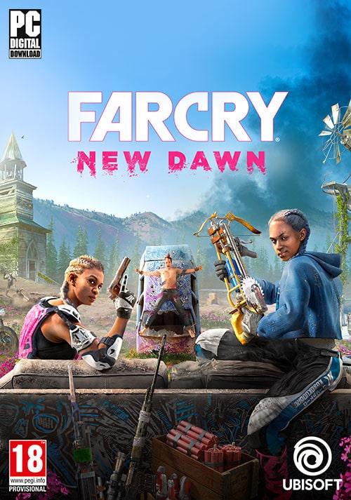 Far Cry New Dawn Télécharger PC