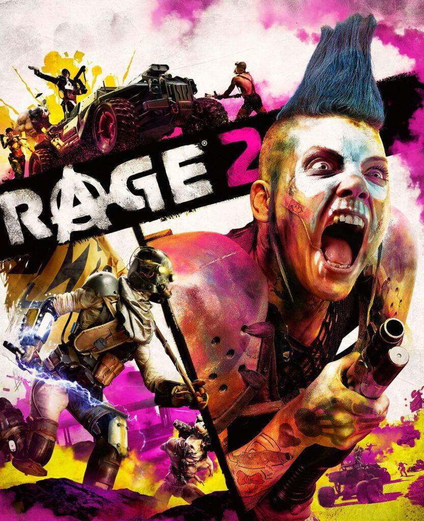Rage 2 Télécharger PC - Version Complète Gratuit