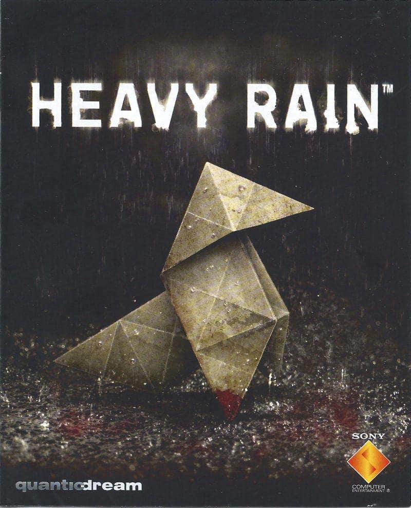 Heavy Rain Télécharger PC