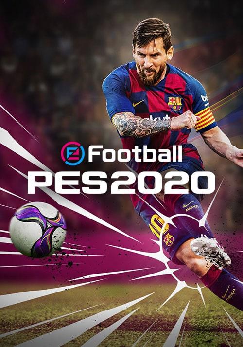 eFootball PES 2020 Télécharger PC - Version Complète