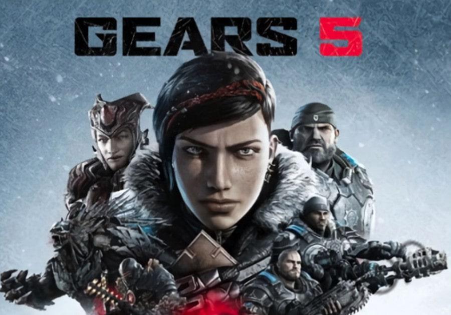 Gears 5 Télécharger PC - Version Complète Gratuit