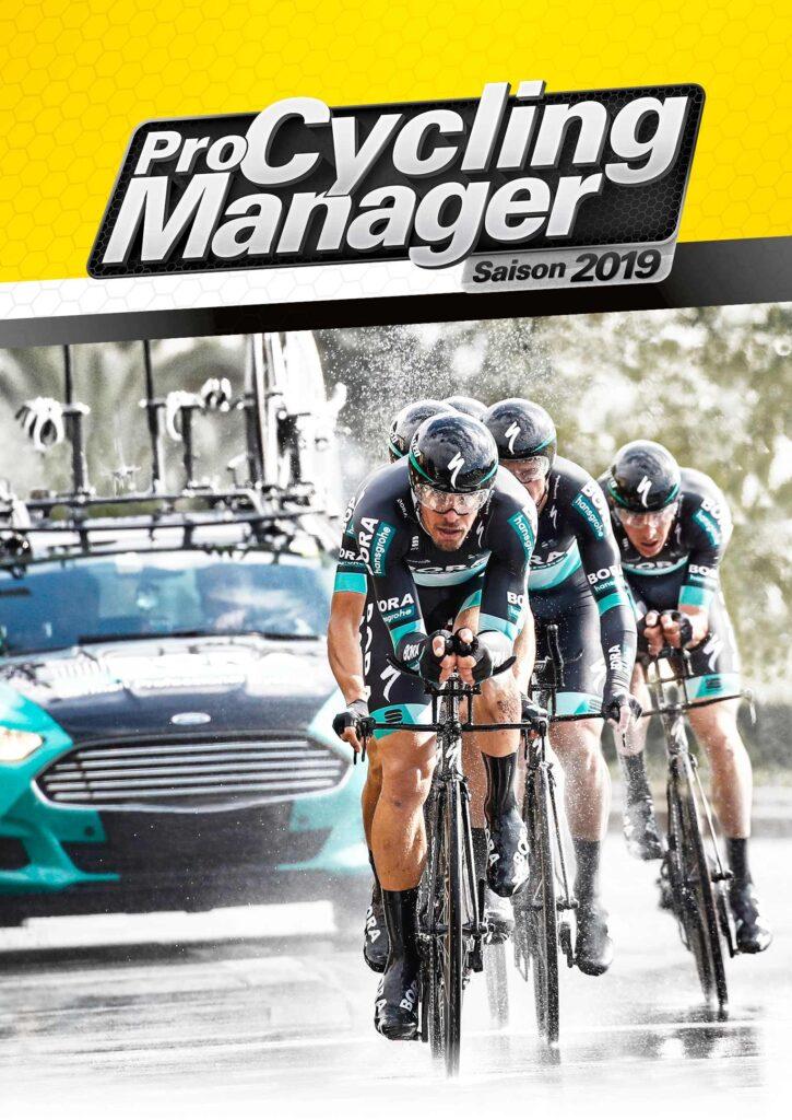 Pro Cycling Manager 2019 Télécharger PC - Version Complète